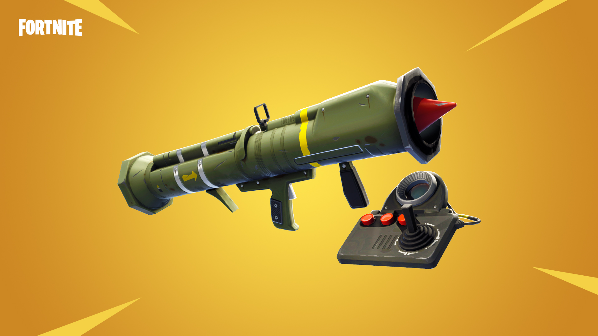 Fortnite's Guided Missile & Jetpack Return In v5.10