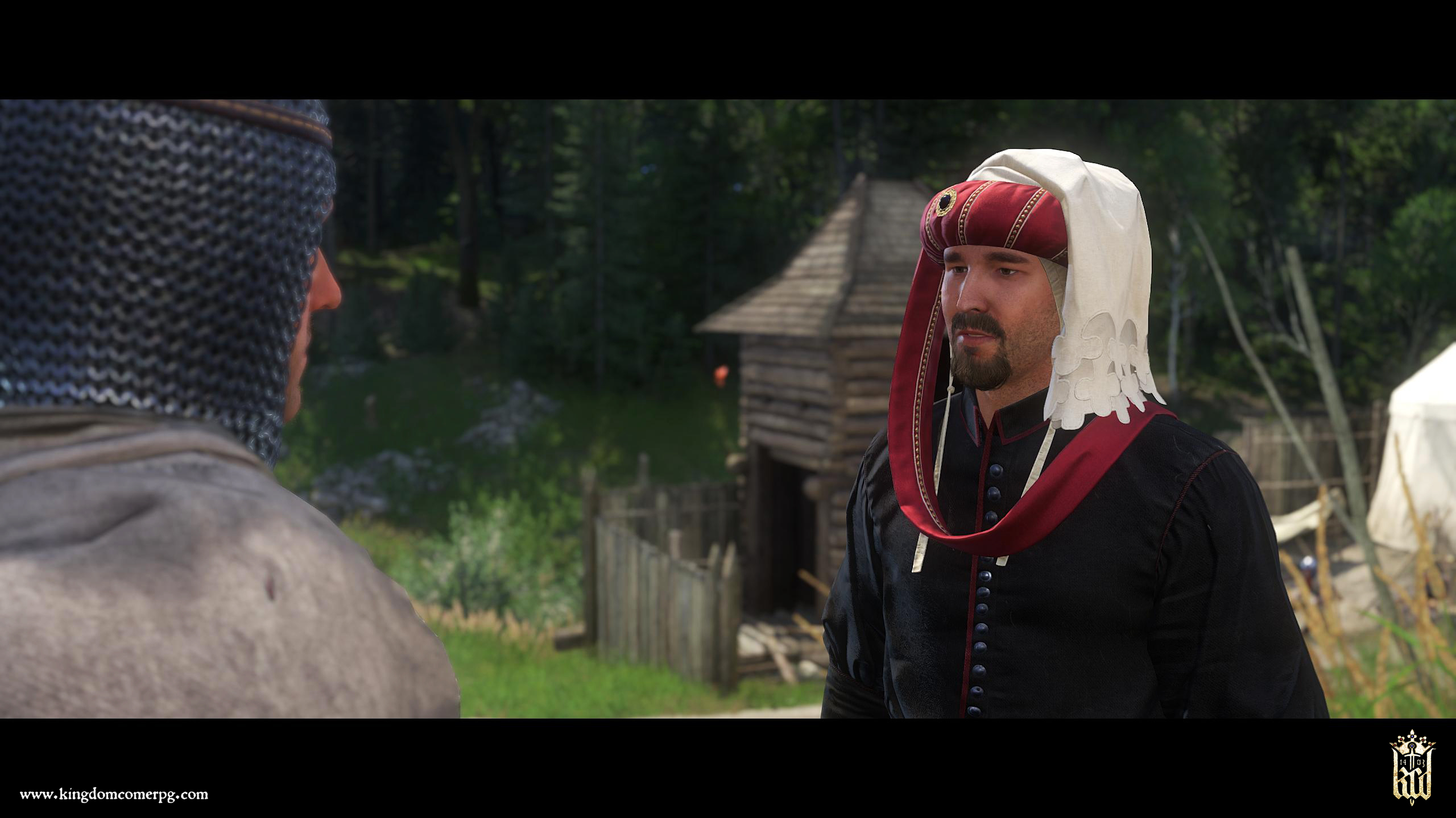 Kingdom Come Deliverance's first DLC turns game into a