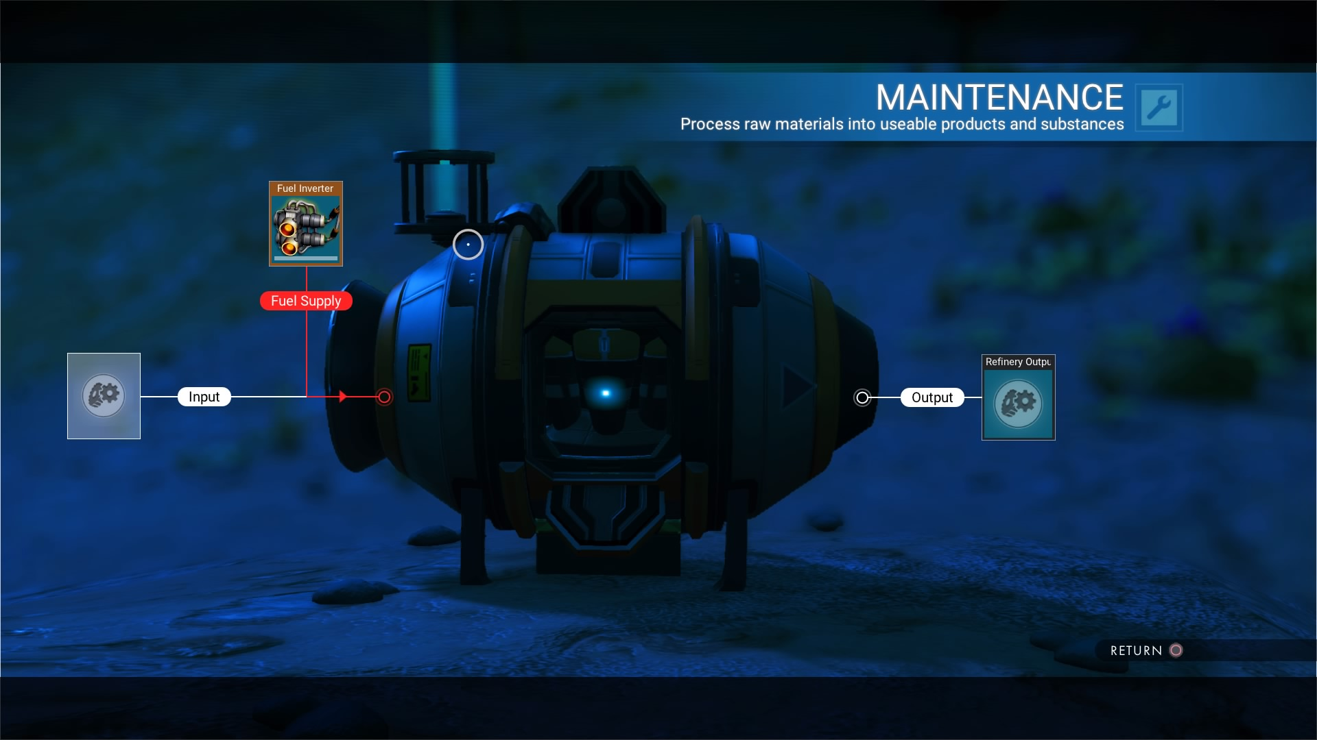 No Mans Sky Next Faqs How To Switch Third Person Use 3 Way Common The Refiner And Where Is Fleet Command Room Vg247