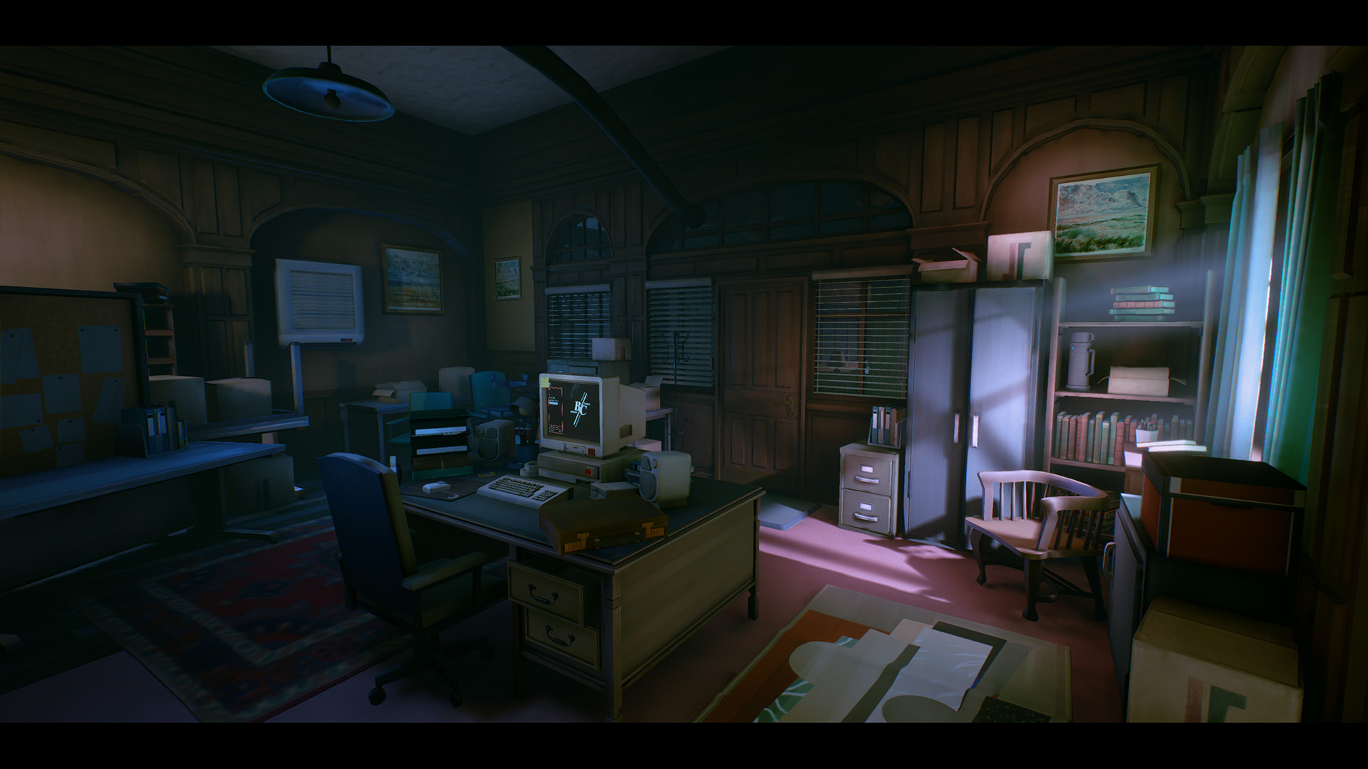 Fixedtime Investigation Game The Occupation Gets A Release Date VG - Video game designer working conditions