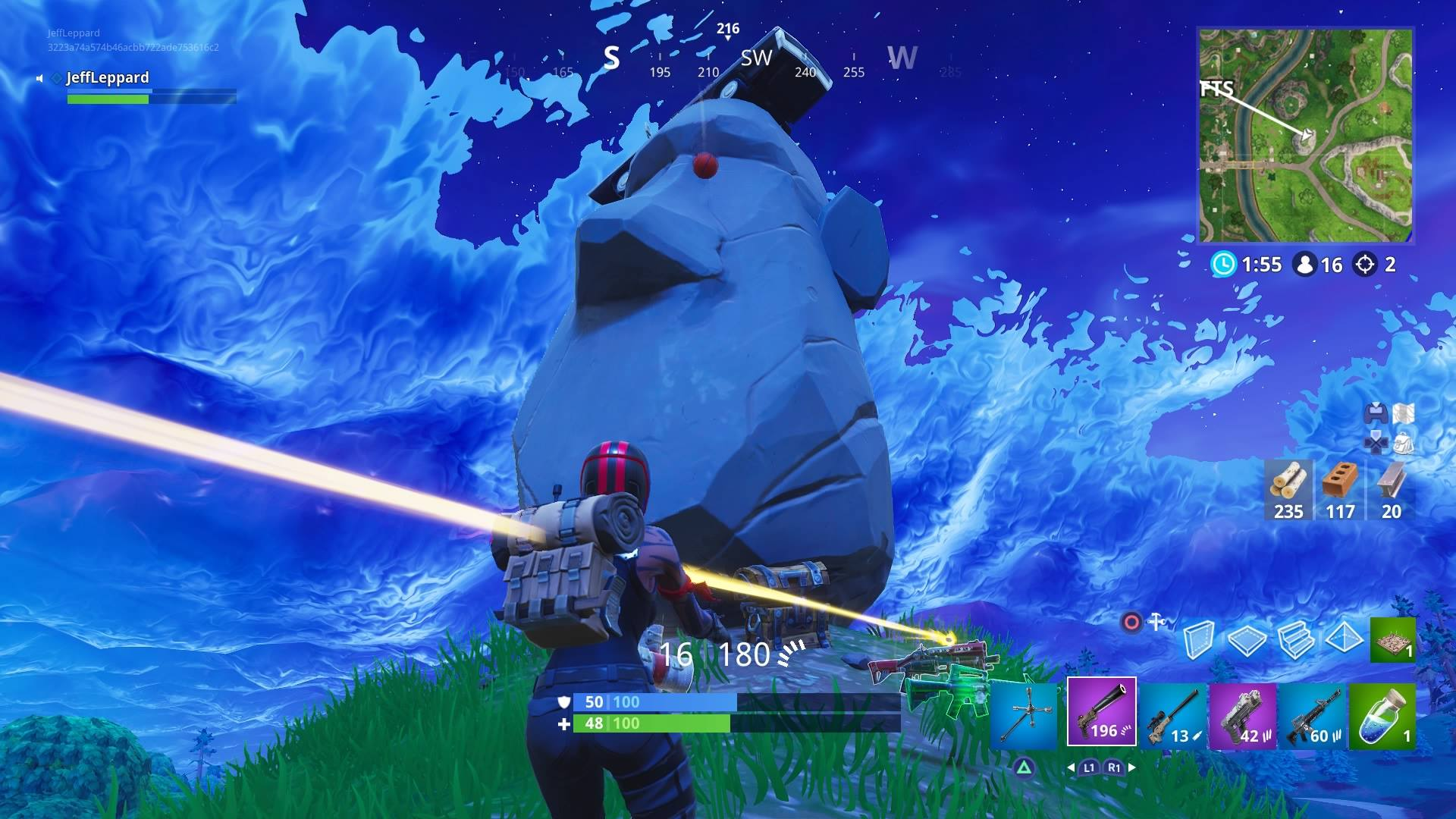 Can You Scan Fortnite Toys Fortnite Toys How To Play Basketball Golf Beach Ball And Unlock The Fancy Toys Vg247