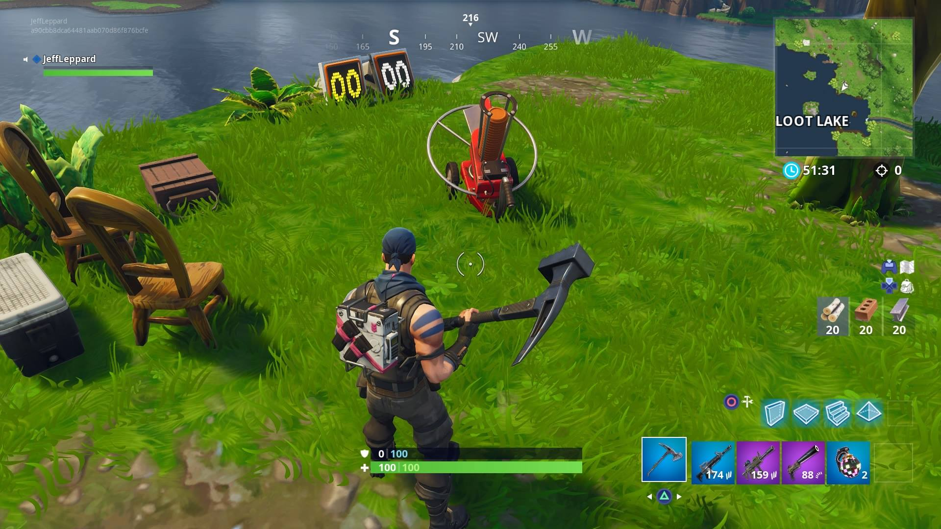 fortnite shoot a clay pigeon at different locations where are all the clay pigeons vg247 - all clay pigeon locations fortnite