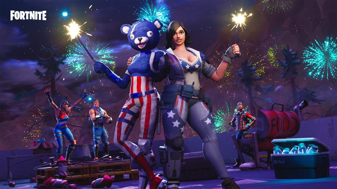 Fortnite Playground LTM disappears July 12, but don't worry