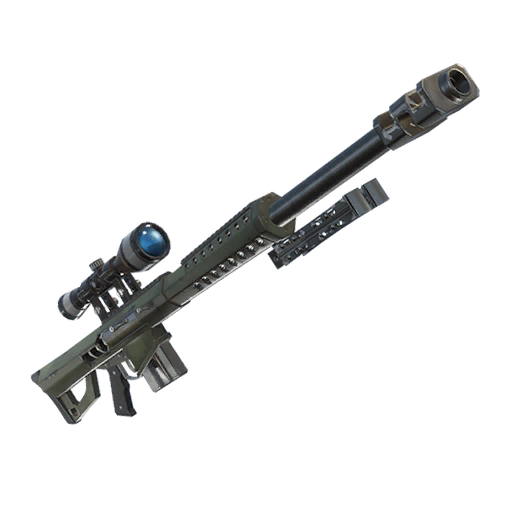 Fortnite patch v5 10 datamine reveals new sniper that can shoot