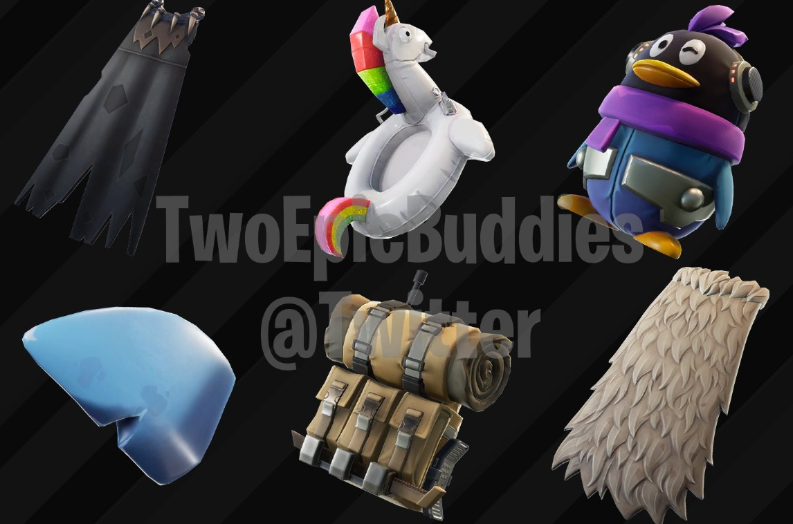 Fortnite Season 5 Here S Your First Look At The New Skins Gliders