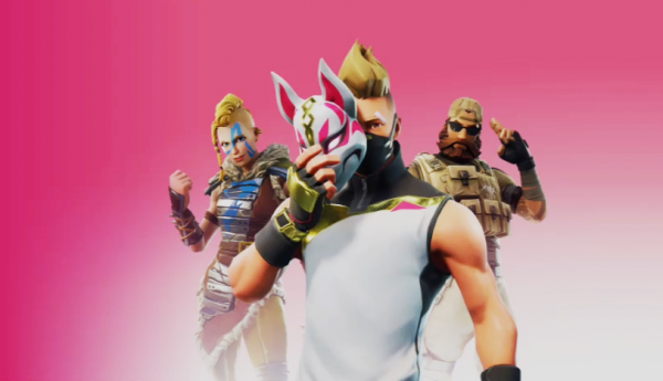 Fortnite's Season 5 v5 0 patch added motion controls to