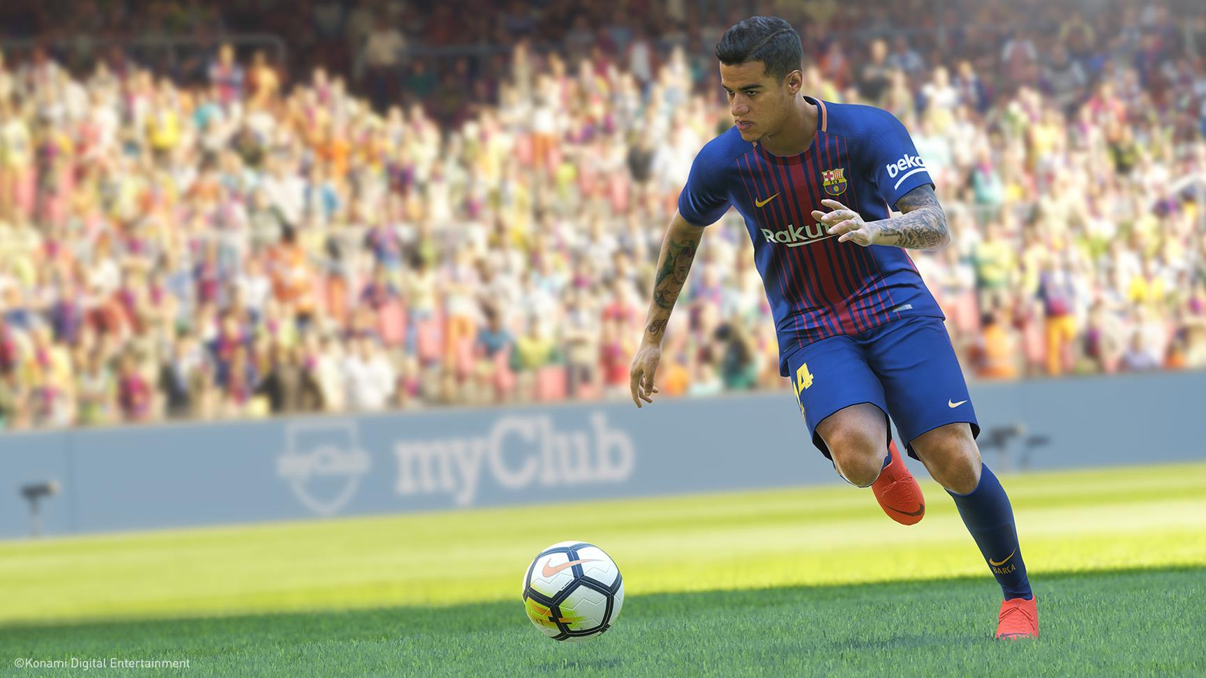 pes 2019 demo, pro evolution soccer, konami, game on, videojáték, demo, retro adás