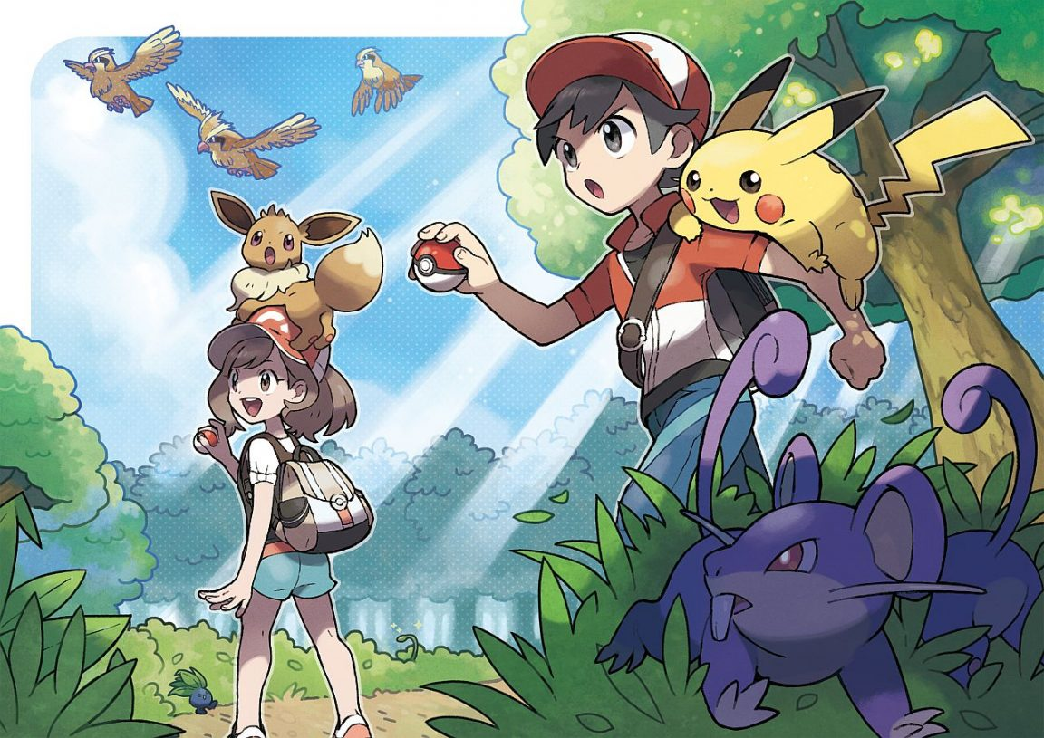 Pokemon: Let's Go