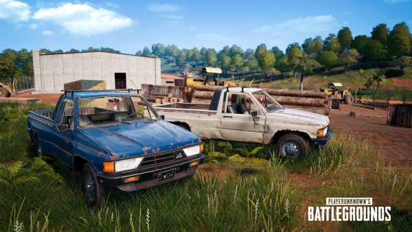 PUBG PC test patch brings QBU and Rony to Sanhok, makes