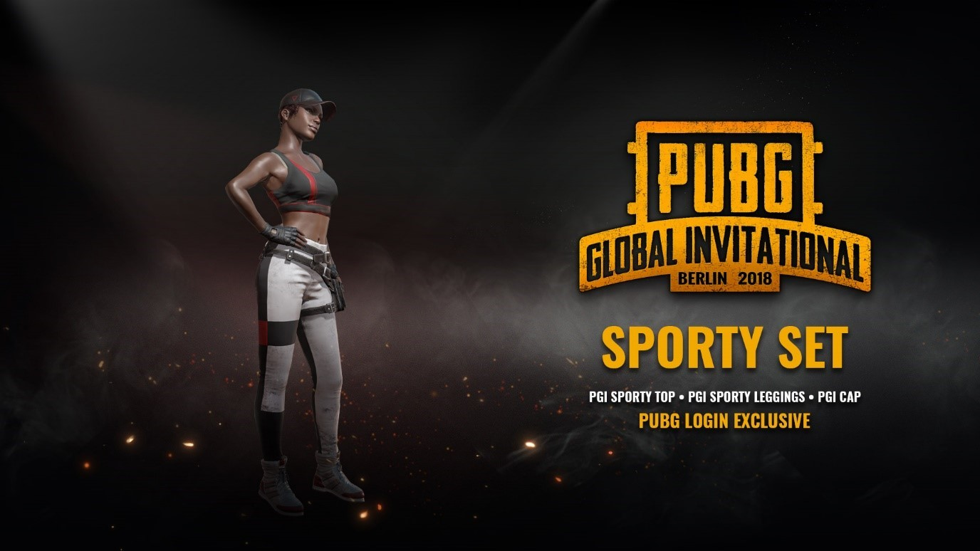 4Pm Bst today is your last chance to get the pubg pgi sporty set