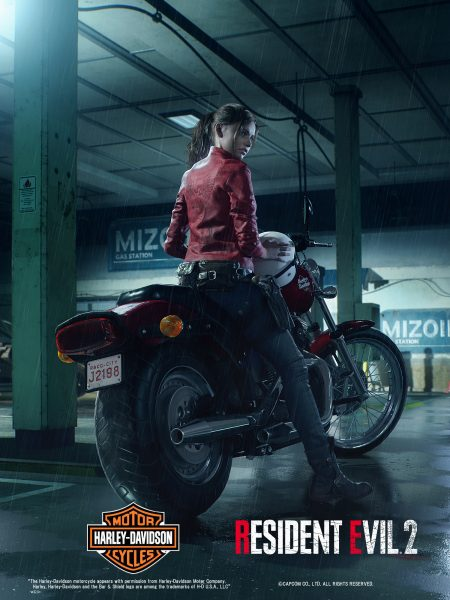 Capcom Discusses Resident Evil 2 Redesign And Revamped Looks For