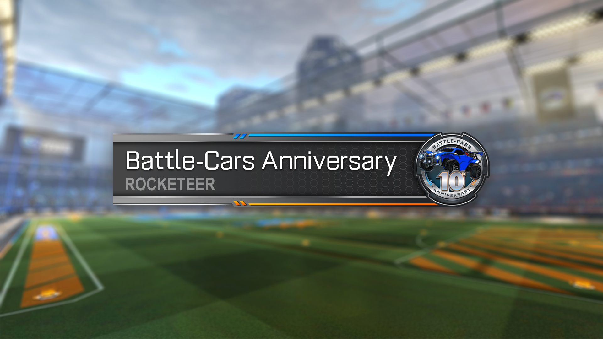 psyonix celebrates 3 years of rocket league and 10 years of battle