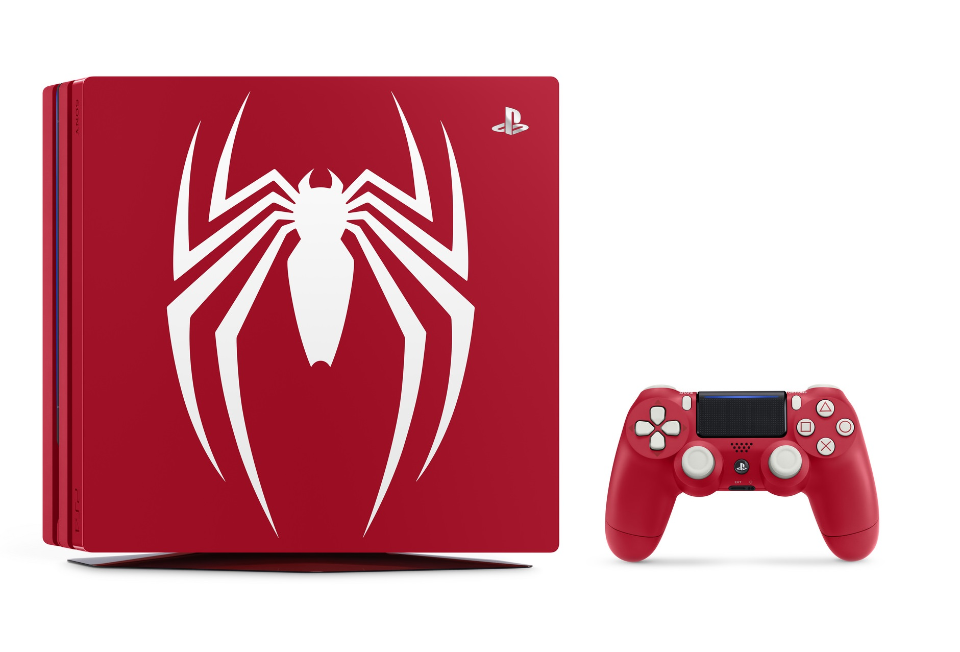 Spider-man Limited Edition Ps4 Pro 1tb Console Good Condition box Only Moderate Price