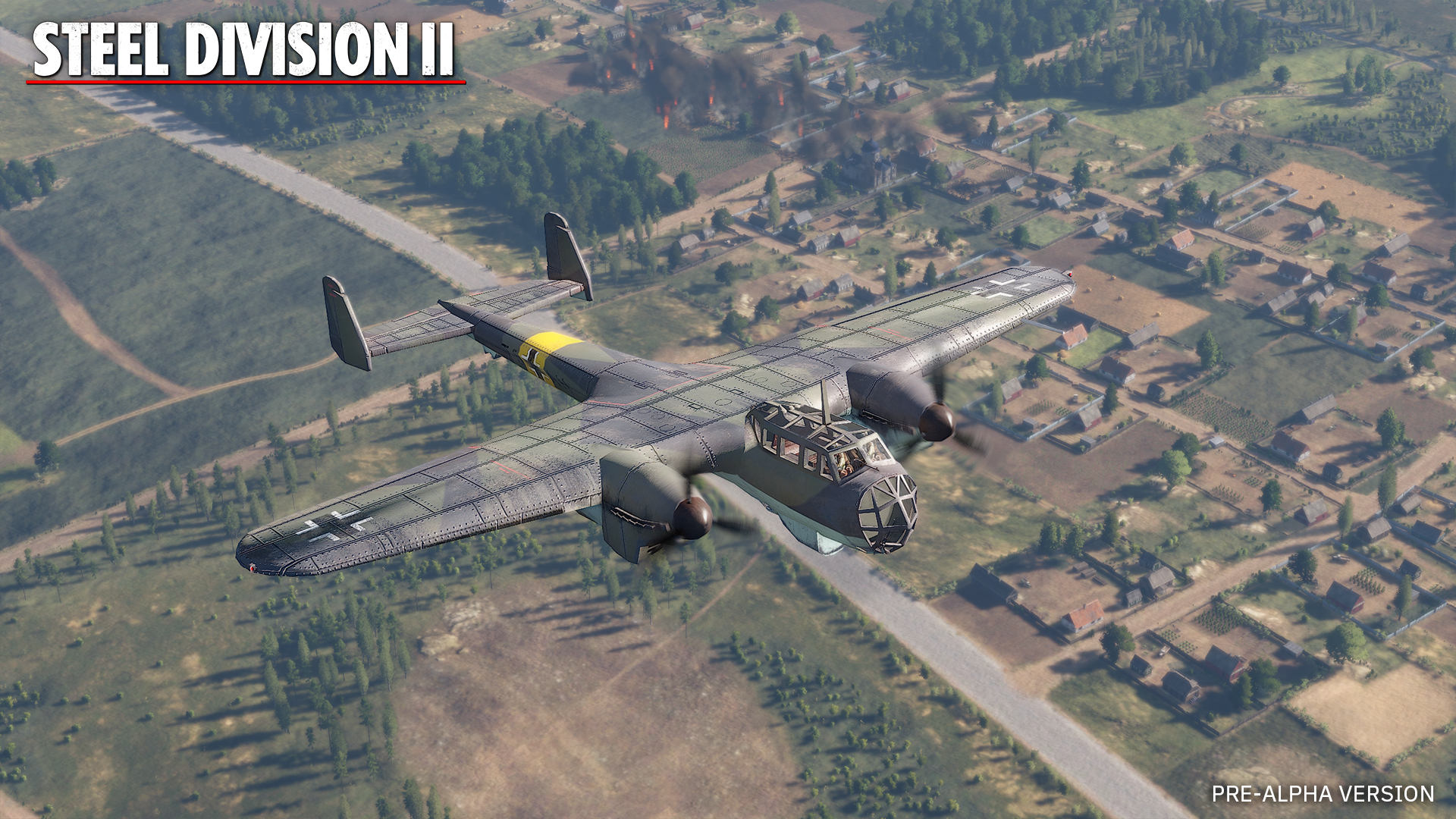 Steel Division 2 heads to the massive battlefields of the Eastern ...
