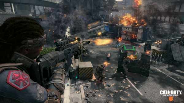 Call Of Duty:Black Ops 4 Multiplayer Beta Can Now Be Preloaded