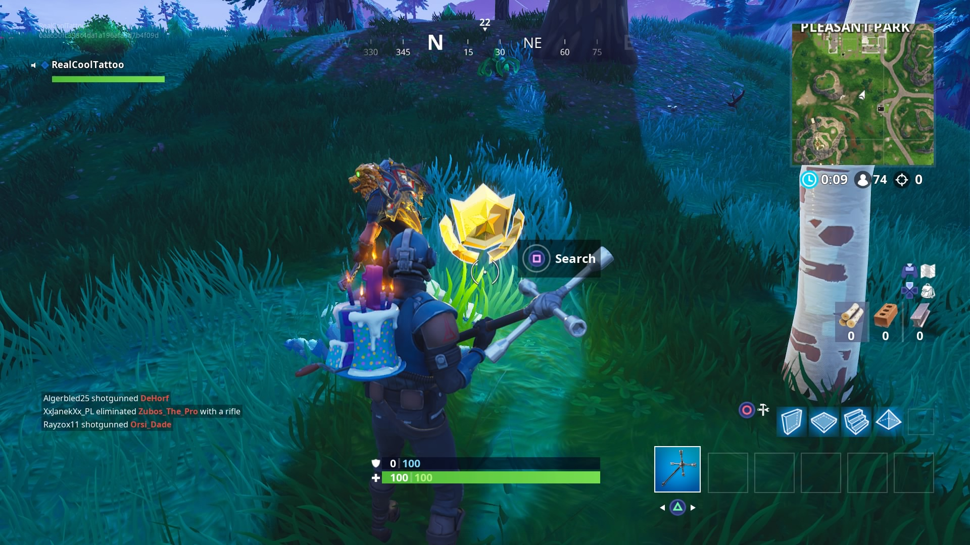 Heres All The Fortnite Weekly Challenges So Far