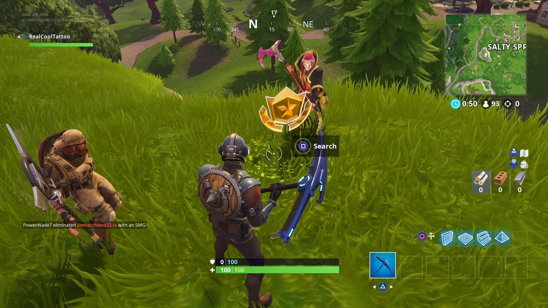fortnite search where the stone heads are looking vg247