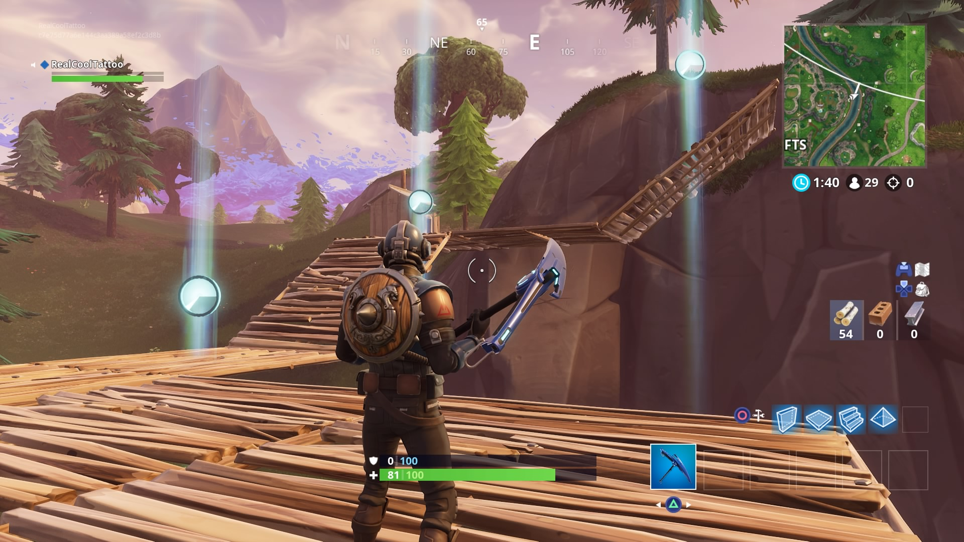 Fortnite How To Complete Timed Trials Locations And Tips Evil