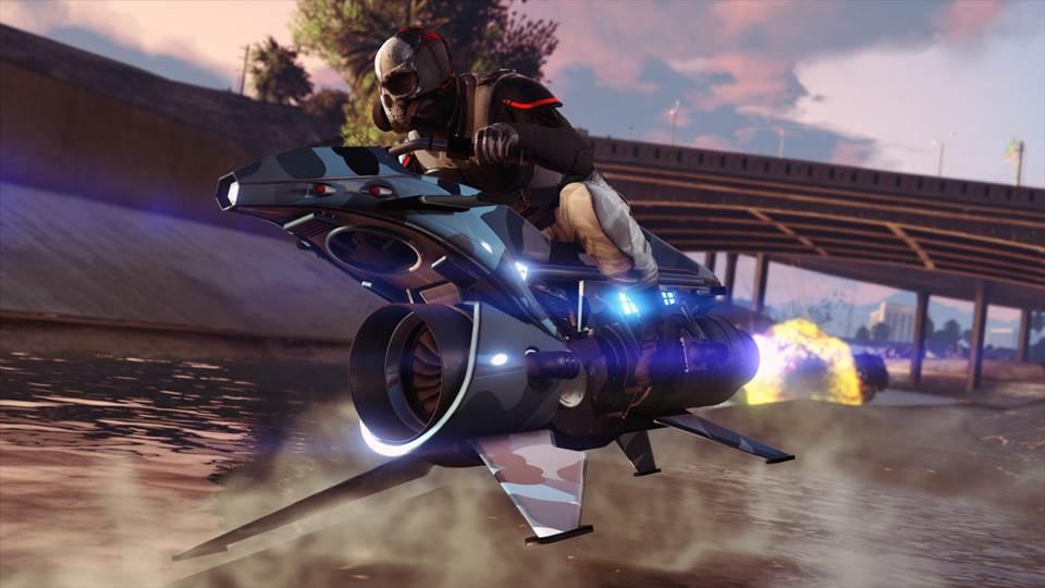 GTA Online update includes new version of Oppressor