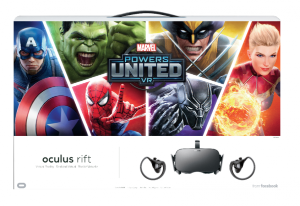 Oculus Rift Marvel 600x413 - This week's best gaming deals: New Nintendo 2DS XL, Persona 3 & 5, GTA 5, and more