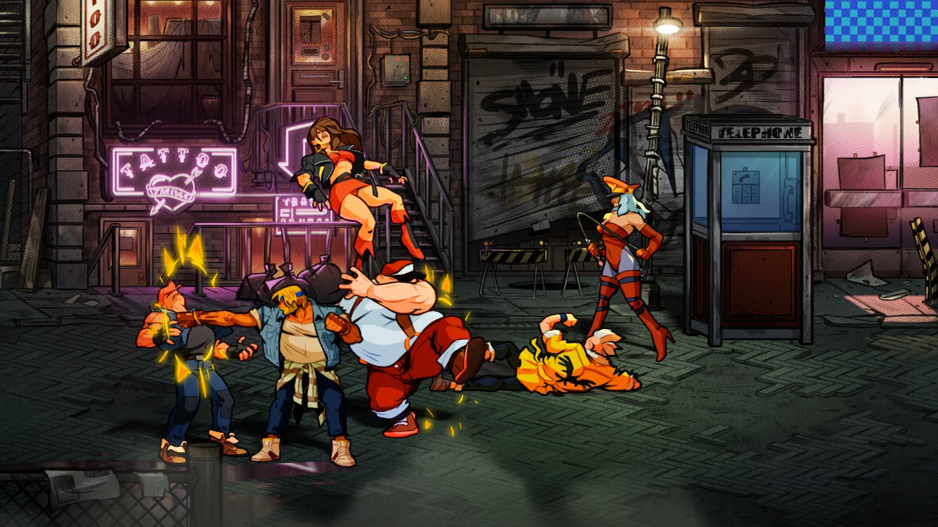 Streets Of Rage 4 Is Disgustingly Good And It Isn T Just About