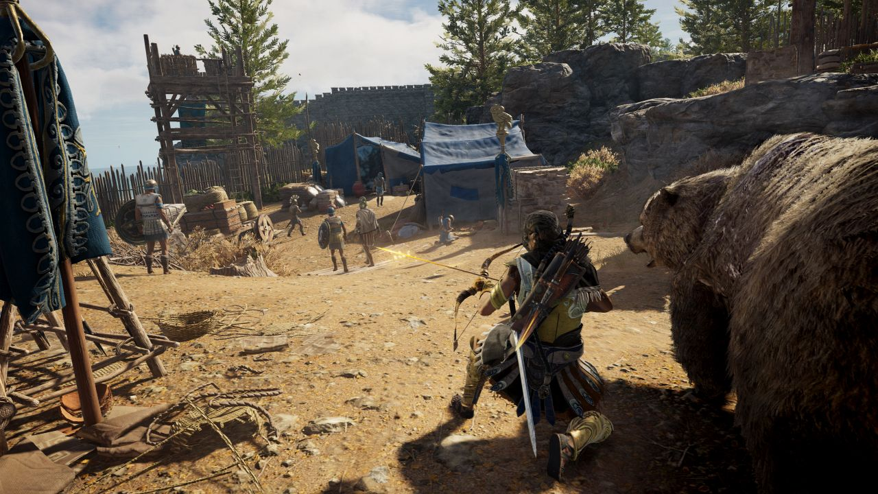 Image result for Assassin's Creed Odyssey Ubisoft Screens