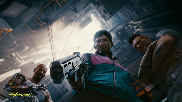 Cyberpunk 2077 Dev's Twitch Is Streaming Something Weird Right Now