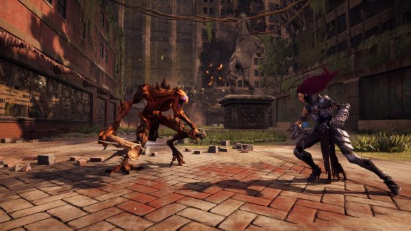 THQ Nordic Darksiders 3