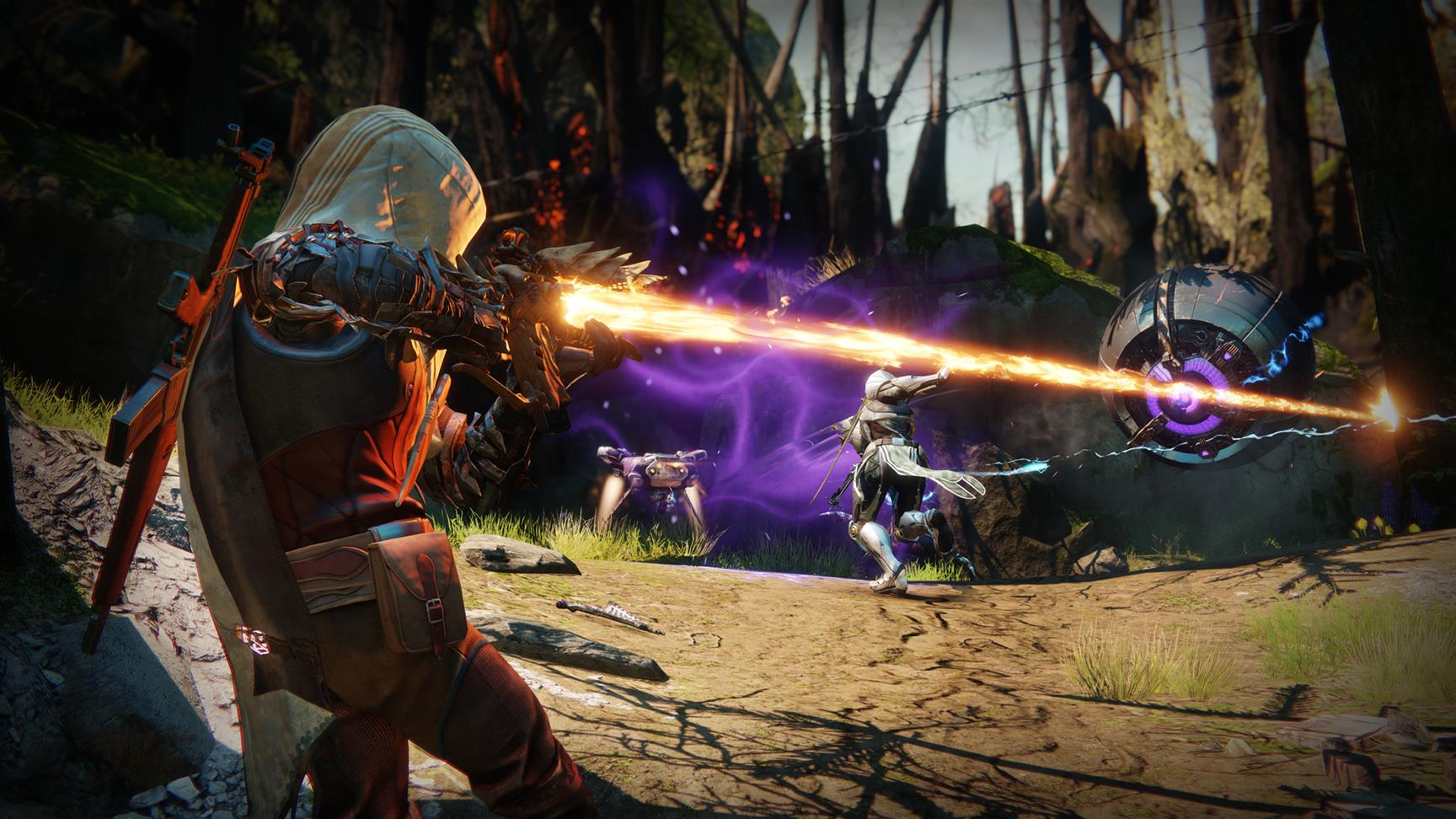 Destiny 2: Forsaken patch 2 0 5 replaces Masterwork Cores