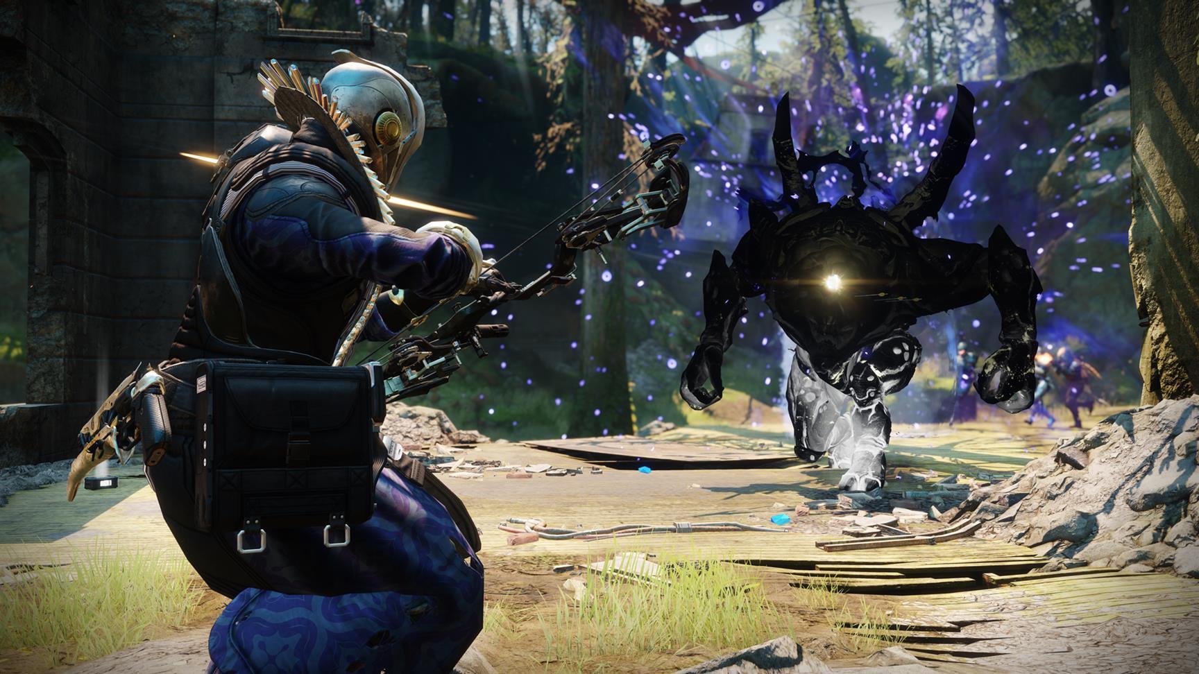 Destiny 2: Forsaken - Malfeasance quest is being simplified, October