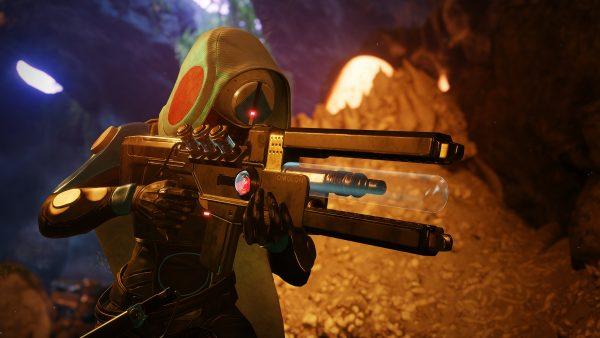 Destiny 2: Forsaken: Oracle Engine Offering and Corsair Down