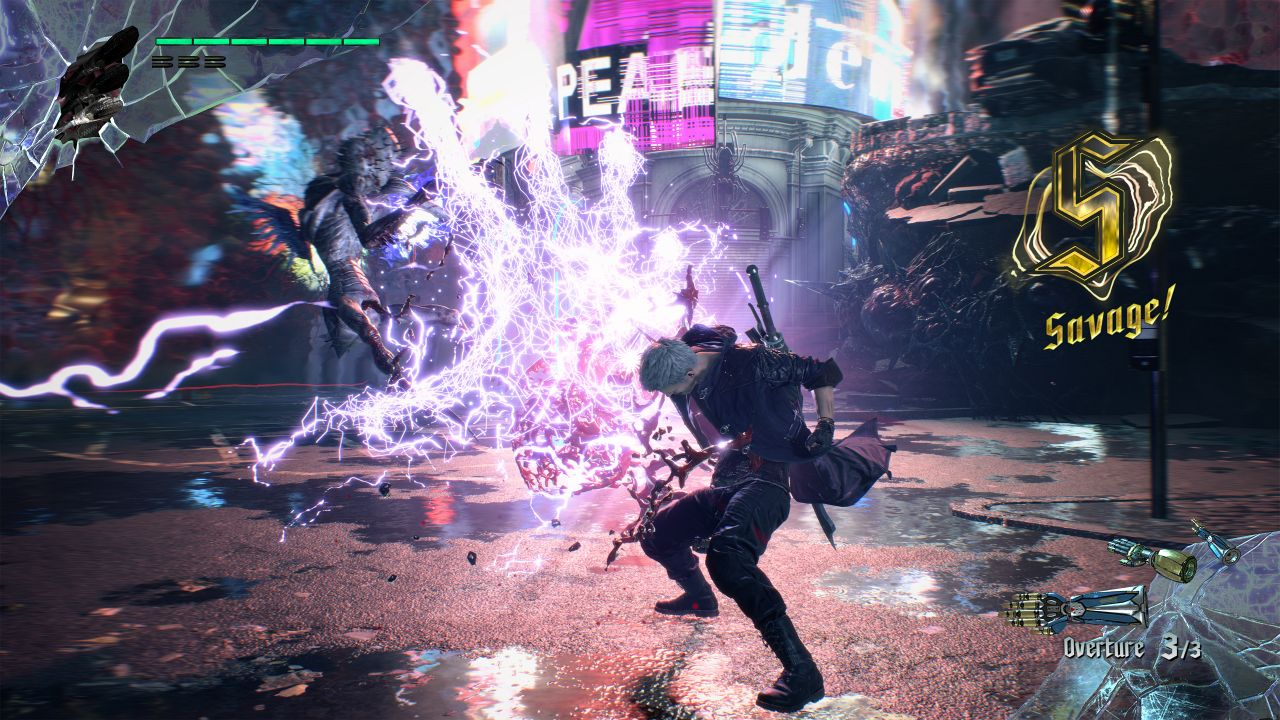 Image result for dmc 5 gameplay