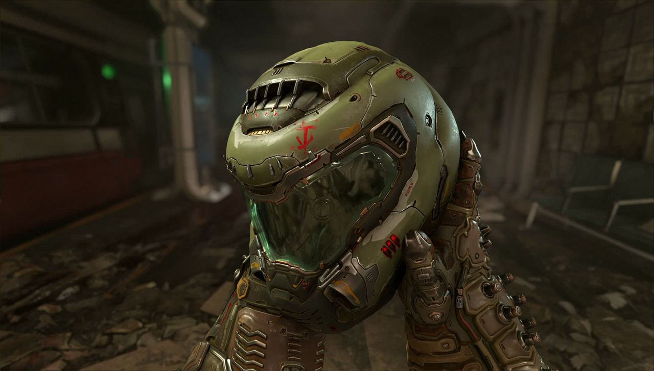 Doom Only Clicked For Me Once I Understood The Doomslayer Vg247