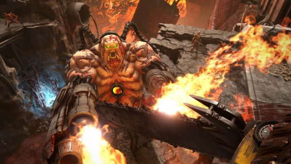 "Will Doom Eternal get mods? ""No guarantees,"" says executive"