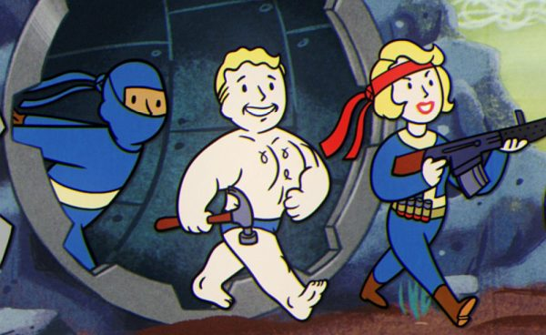 Here's how Fallout 76 character creation and customization work