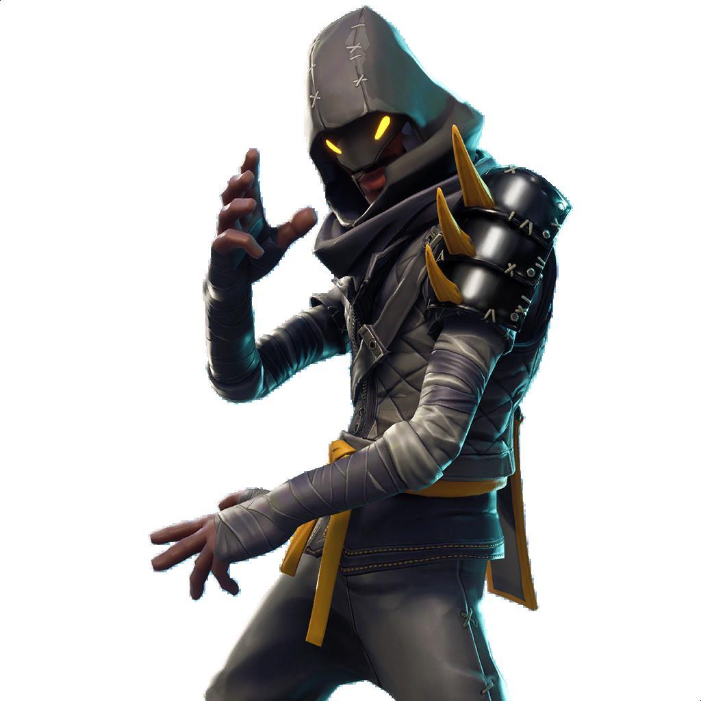 the new skins in fortnite