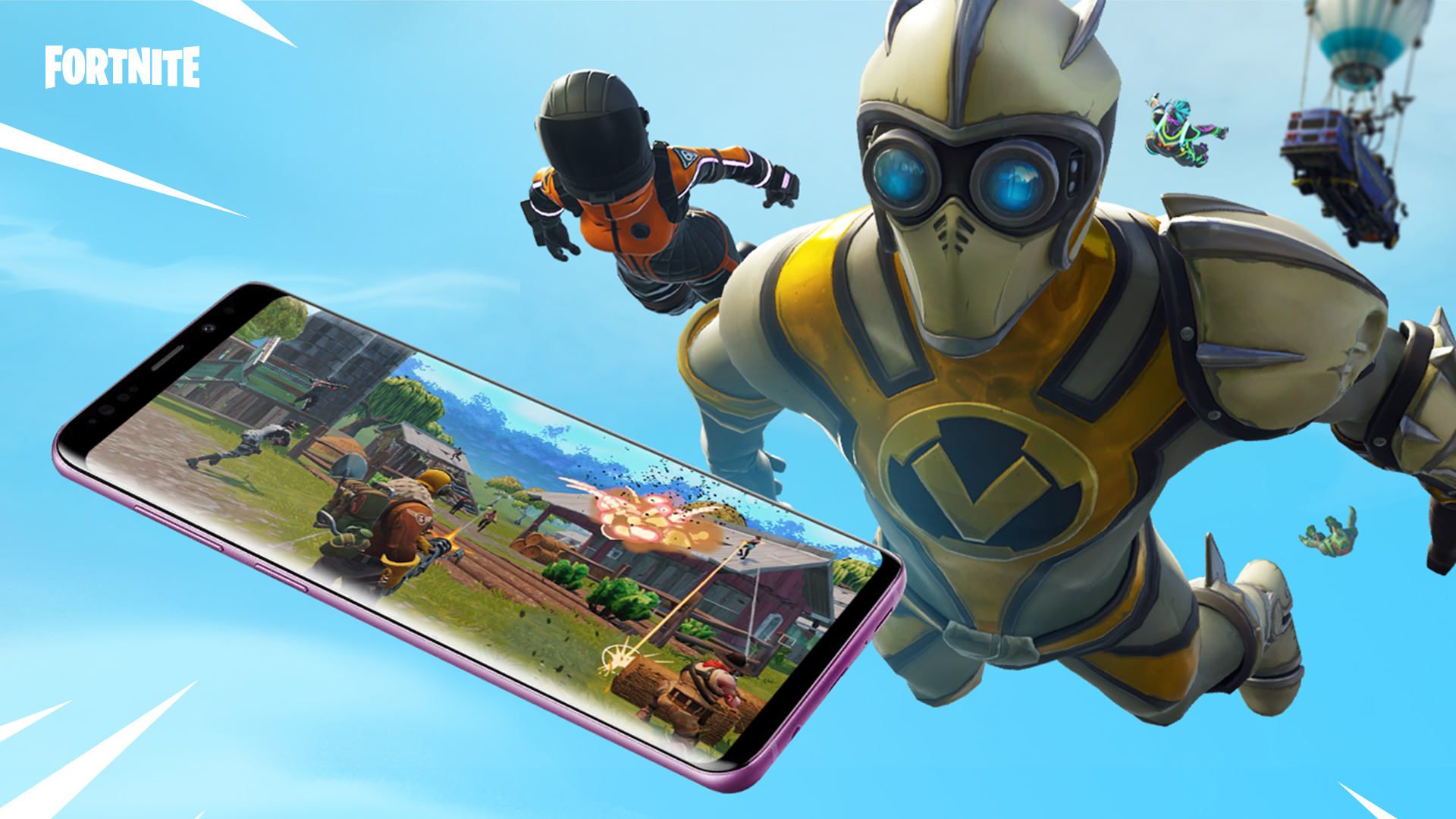 Fortnite Android beta invites: all supported phones and