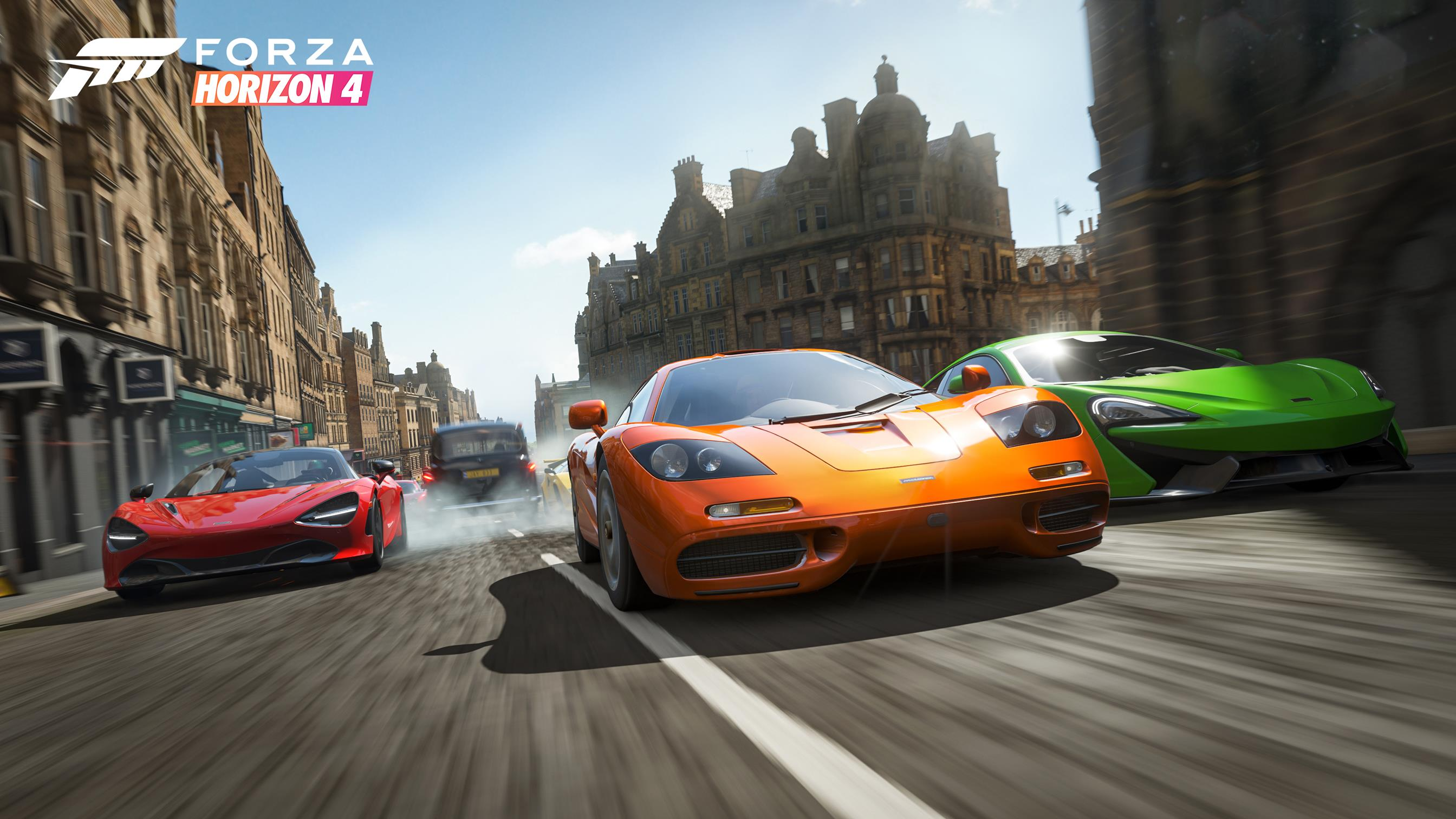 Forza Horizon 4 will launch with HDR support on PC