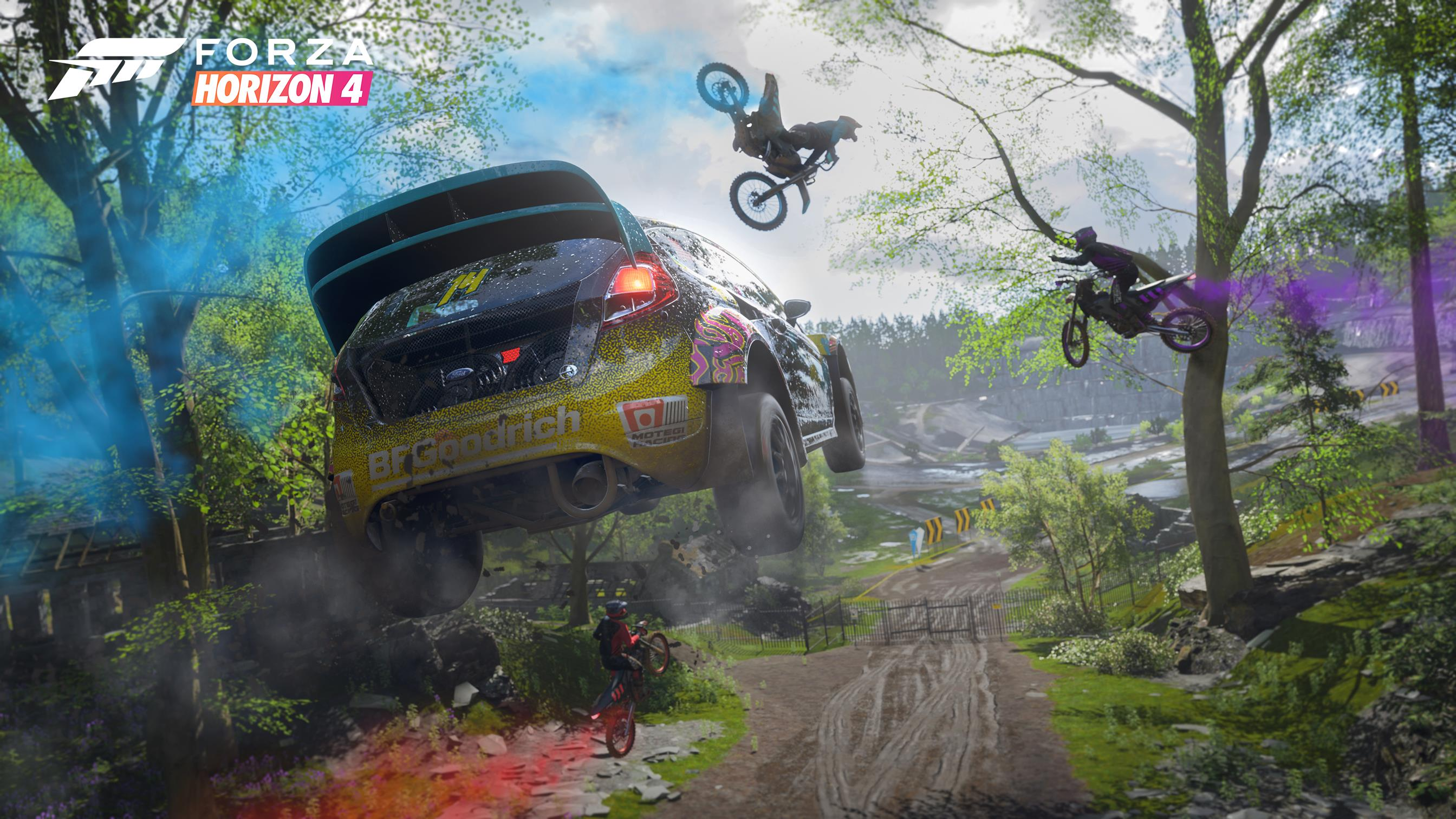 Recommended Spec On 60 Frames Per Second And Not 30 Which Is A Change From Forza Horizon 3 Explained Penrose Were Really Happy With The Stability