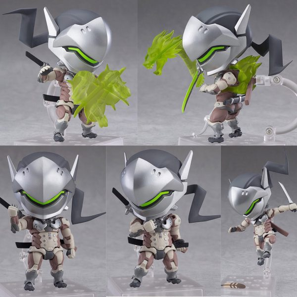 genji nendoroid 600x600 - This week's best gaming deals: New Nintendo 2DS XL, Persona 3 & 5, GTA 5, and more