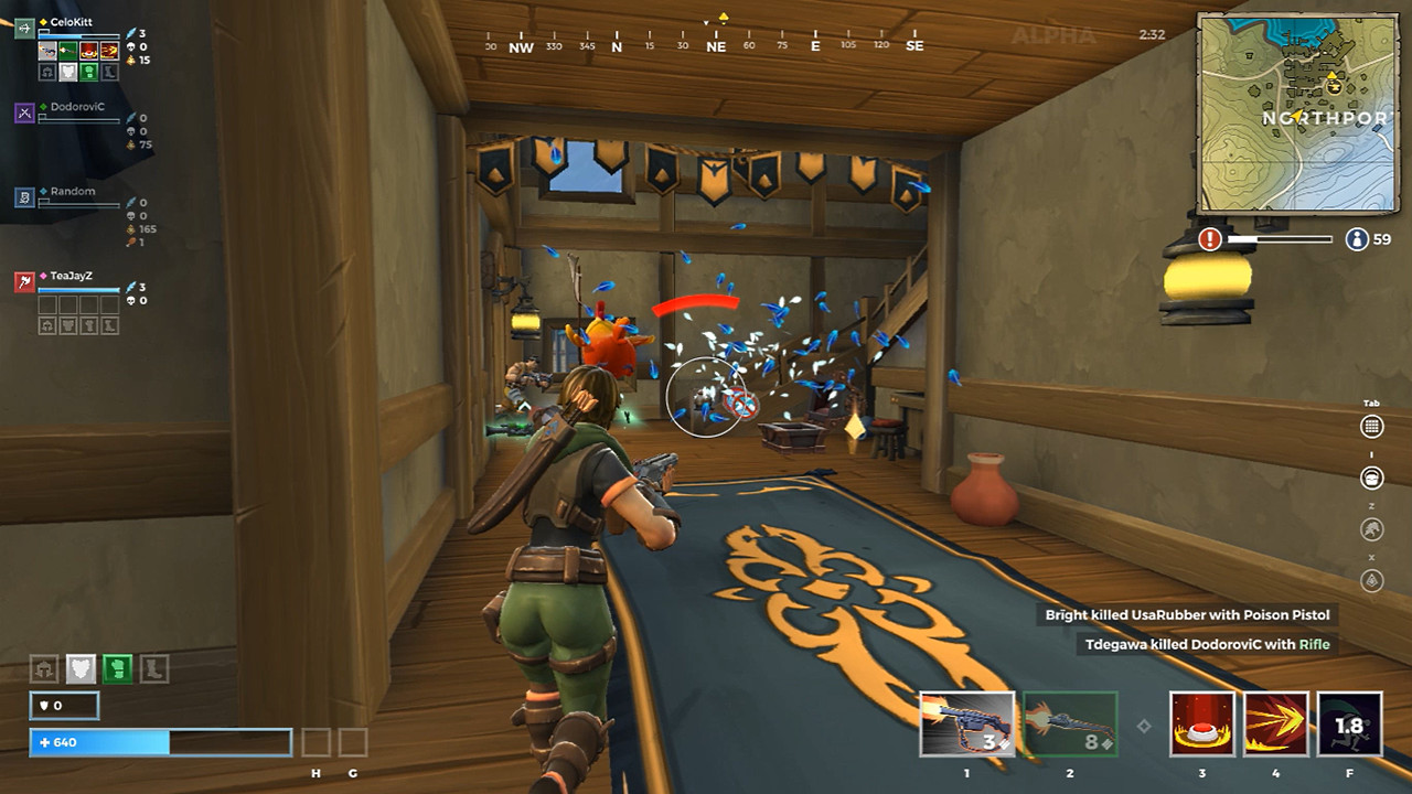Realm Royale Lost About 95 Of Its Steam Player Base Since Launch Vg247
