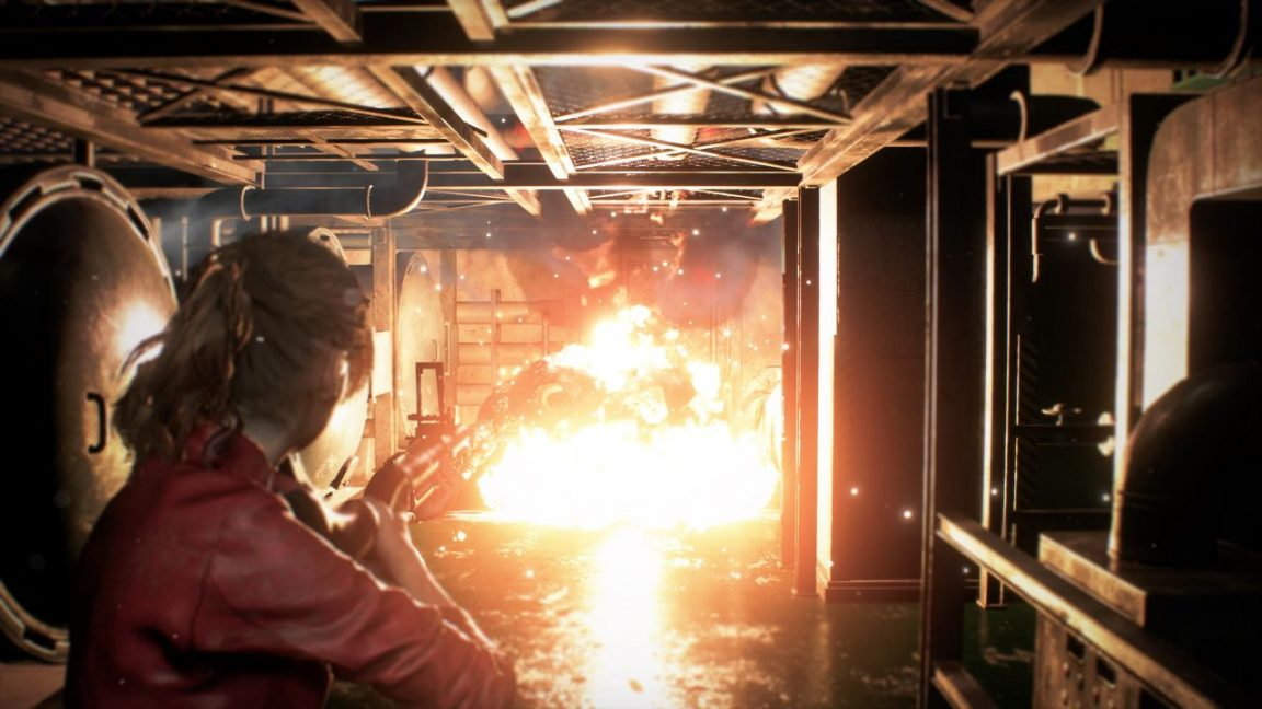 Resident Evil 2 video reveals how pretty it seems on PC in