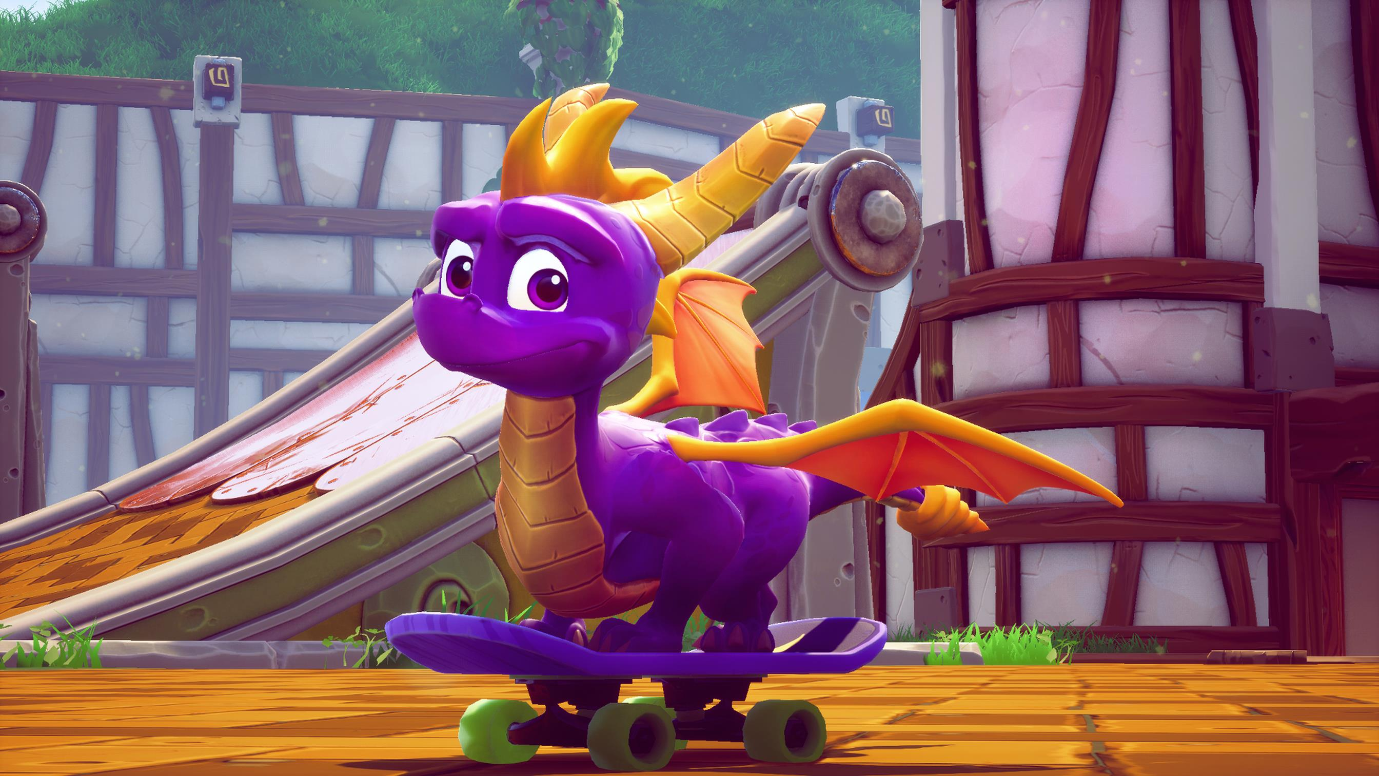 spyro the dragon download ps4