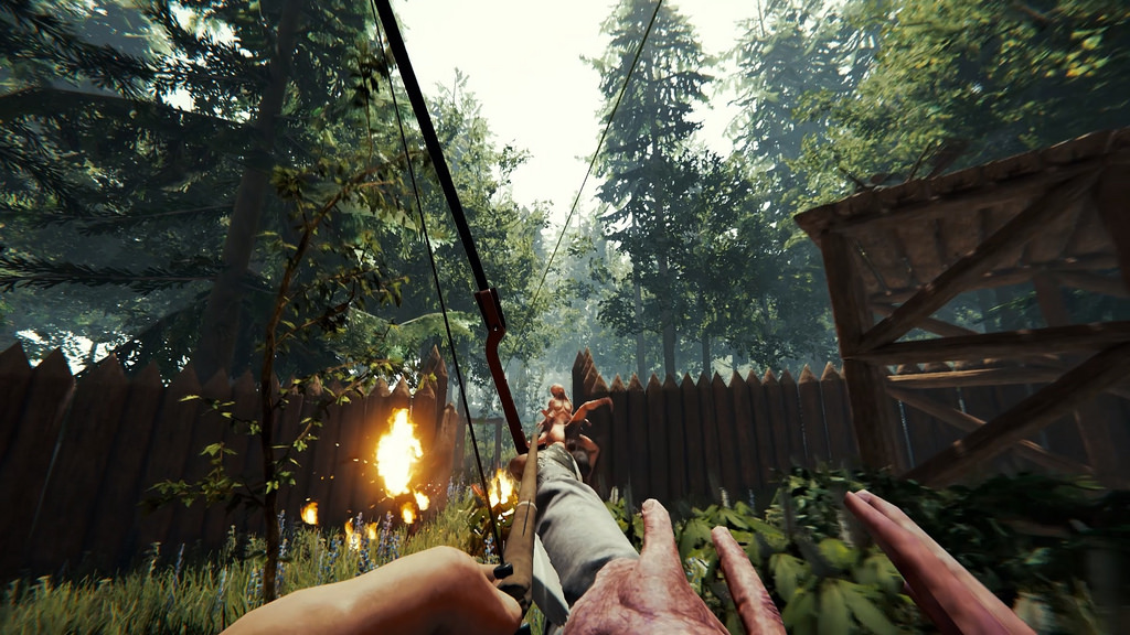 The Forest screenshots