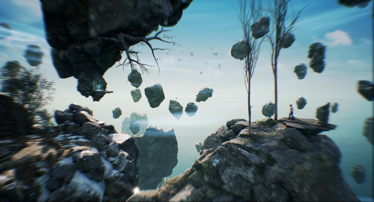 twin mirror gameplay da gamescom 2018