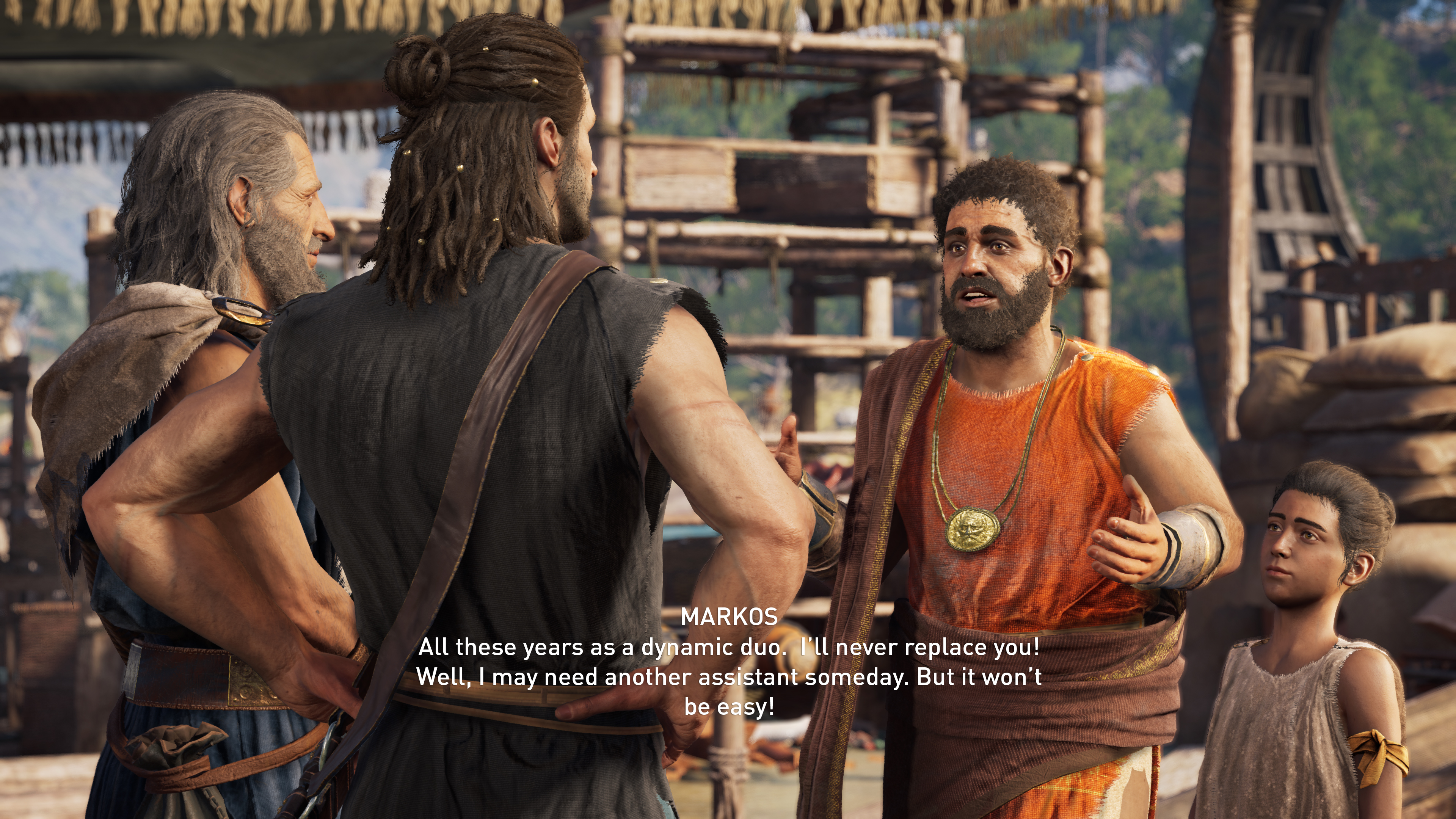 Assassin's Creed Odyssey Will Have Exploration Mode
