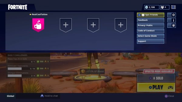 How To Fortnite Cross Play On Ps4 Xbox One Pc Switch Ios And Android Vg247
