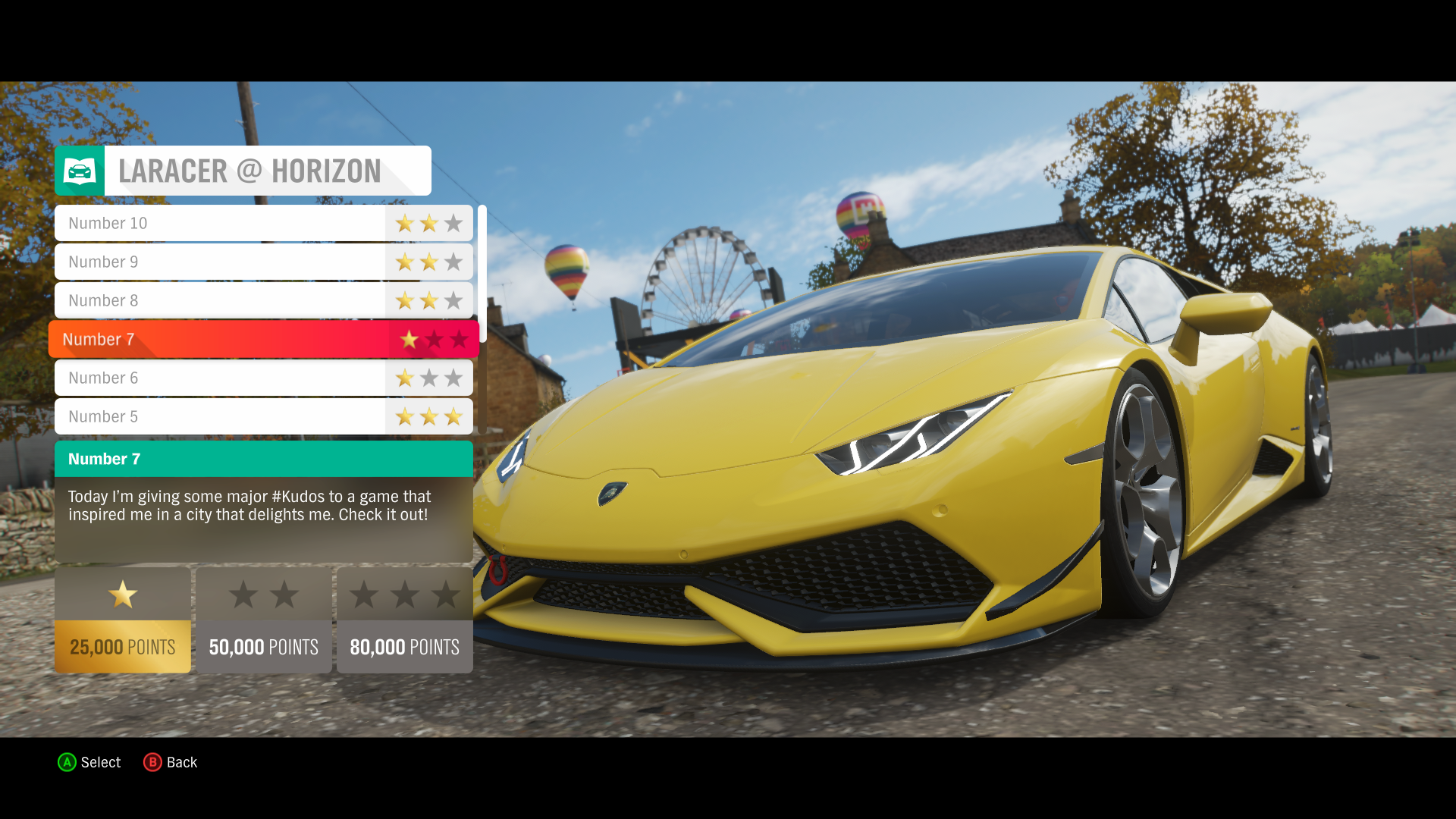 Forza Horizon 4: how to unlock and master the 'ten best
