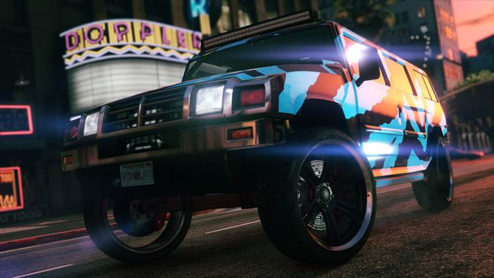 GTA Online: latest update adds an SUV and a hearse - VG247