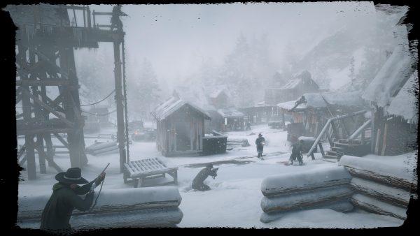 Red Dead Redemption 2 FPS modu ile de tamamen oynanabilir